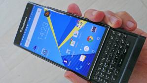 BlackBerry-Smartphone mit Android©COMPUTER BILD
