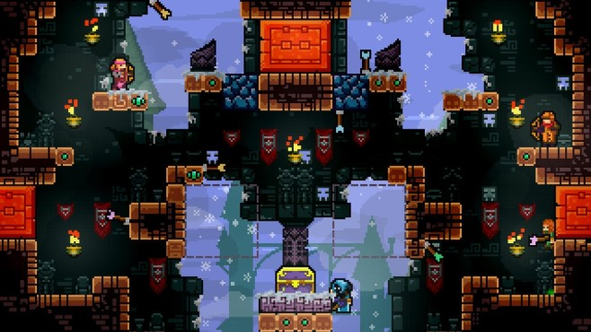 Towerfall Ascension © Matt Makes Games, Inc.