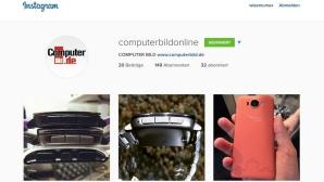 Instagram COMPUTER BILD©Instagram COMPUTER BILD
