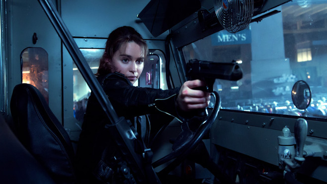 Terminator Genesys ©Paramount Pictures. All Rights Reserved. Melinda Sue Gordon.