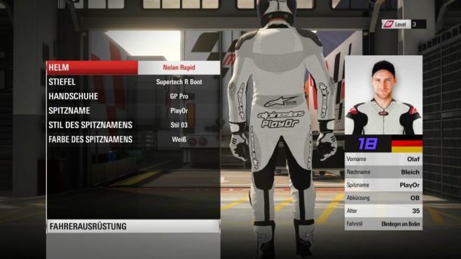 MotoGP 15: Karriere-Modus©Bandai Namco