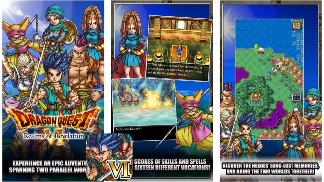 Dragon Quest 6 ©Square Enix
