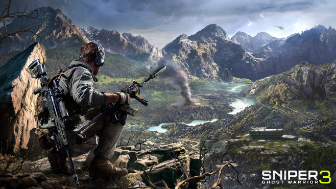 Sniper – Ghost Warrior 3 © CI Games