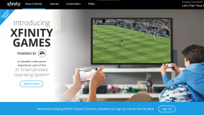 XFINITY Games: EA-Streaming-Dienst©Electronic Arts