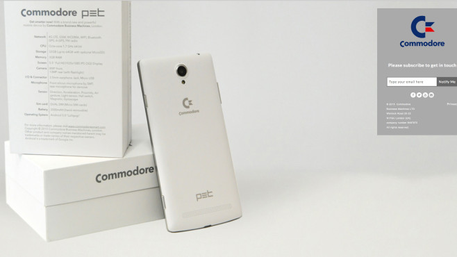Commodore PET©Screenshot: COMPUTER BILD