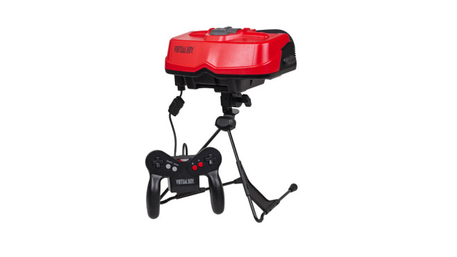 Virtual Boy © Nintendo/Evan-Amos