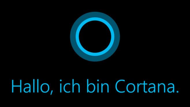 Cortana©Microsoft, COMPUTER BILD