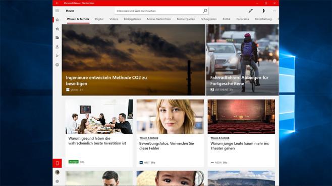 Microsoft News ©COMPUTER BILD