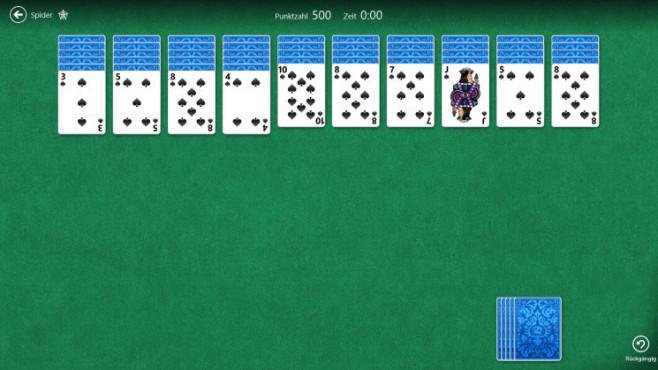Microsoft Solitaire Collection: Mit Karten spielen ©COMPUTER BILD