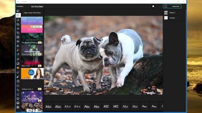 PicsArt Photo Studio: Bilder veredeln ©COMPUTER BILD, PicsArt