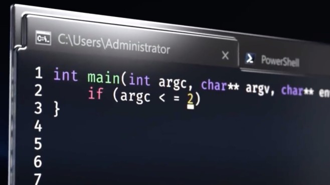 Windows Terminal: CMD, PowerShell und Linux-Shell vereinen ©Microsoft, YouTube