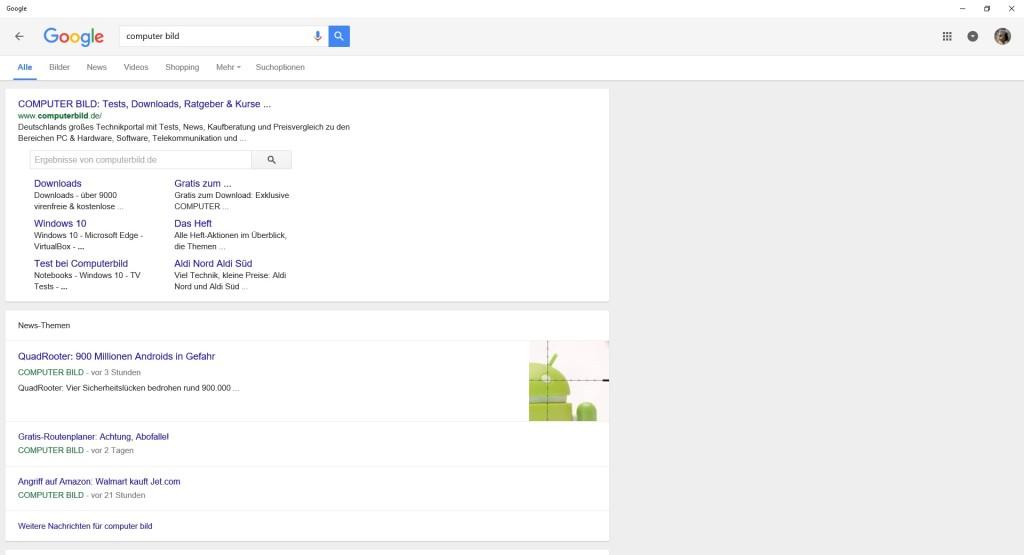 Install google chrome on windows 10