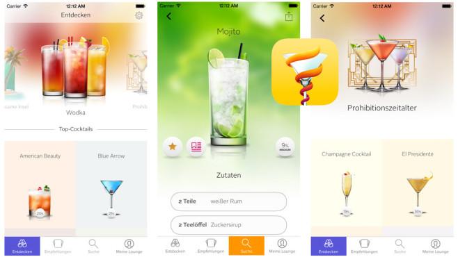 Cocktail Flow ©Distinction Ltd.