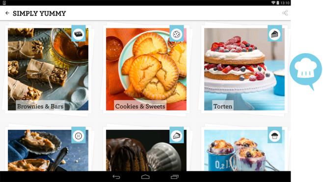 Simply Yummy ©falkemedia digital GmbH