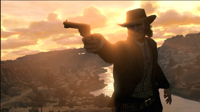 Red Dead Redemption © Rockstar Games