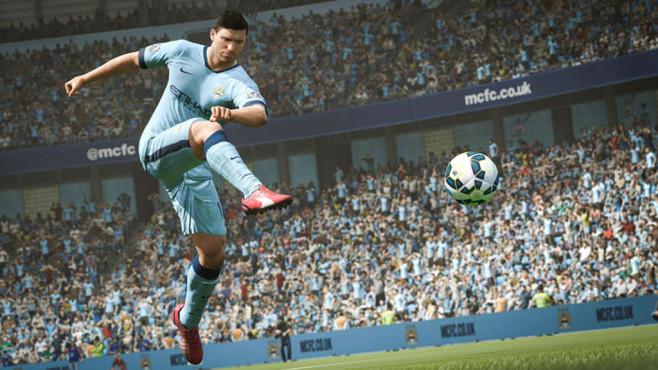 FIFA 16: Virtuelle Bundesliga©EA