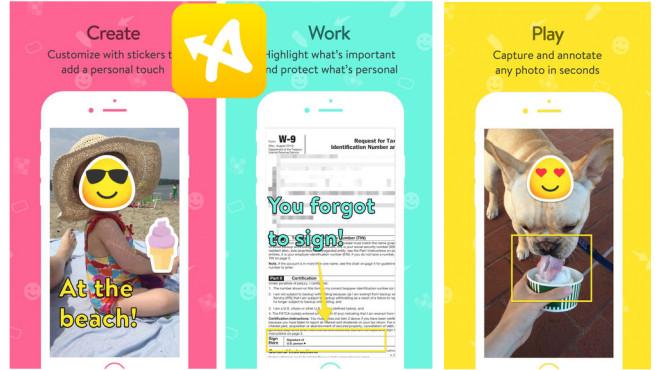 Annotate – Text, Emoji, Sticker ©Driftt, Inc