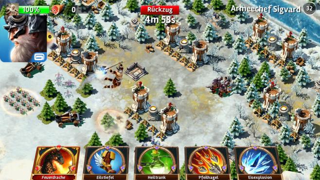 Siege Rivals ©Gameloft