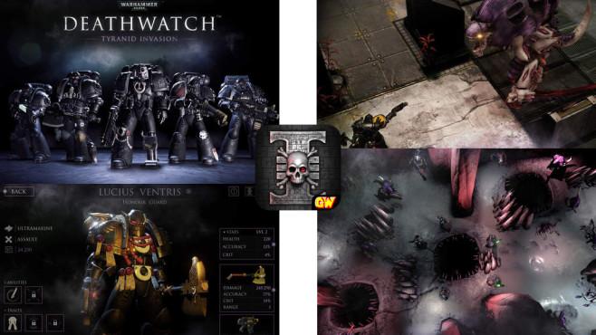 Warhammer 40,000 – Deathwatch: Tyranid Invasion ©Rodeo Games