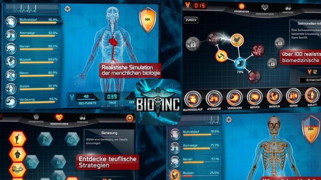 Bio Inc. – Biomedical Game ©DryGin Studios