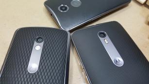 Motorola Moto X Play, Moto X Style, Moto X©COMPUTER BILD