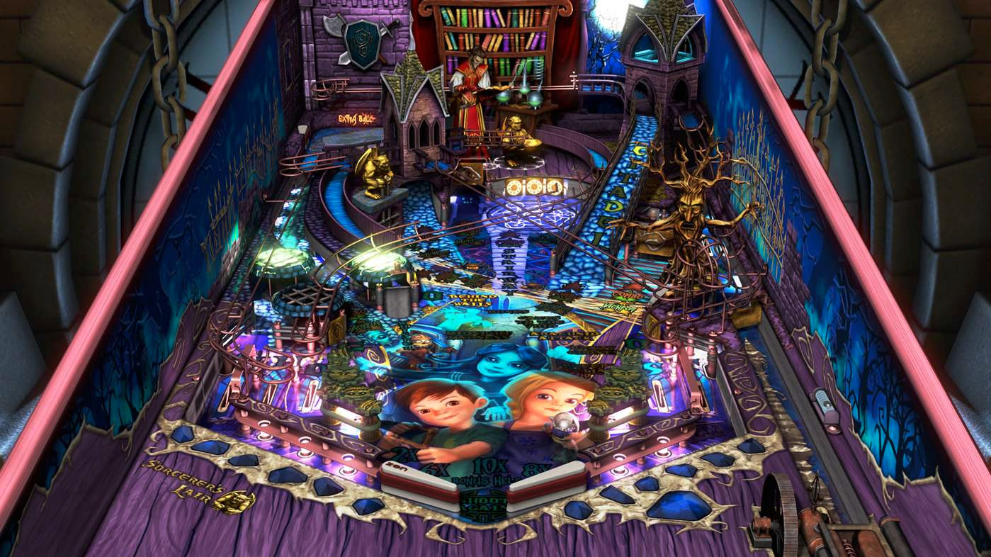 Screenshot 1 - Pinball FX3 (Windows-10-App)