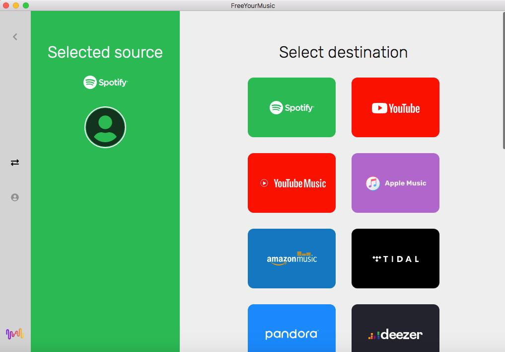 Screenshot 1 - Free Your Music (Stamp) (Mac)