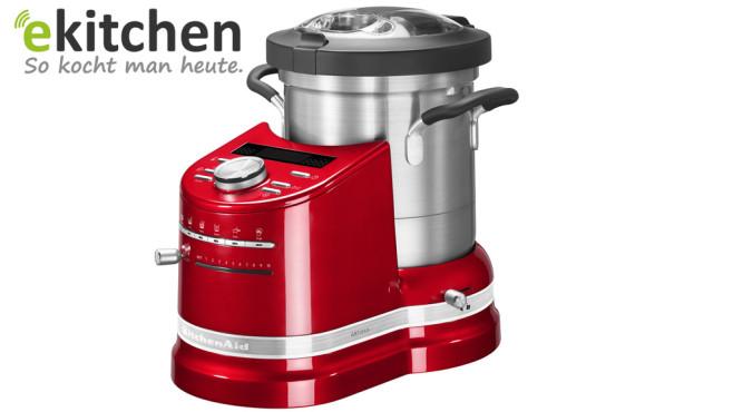 Kitchenaid Cook Processor Universeller Kuchenhelfer Im Test