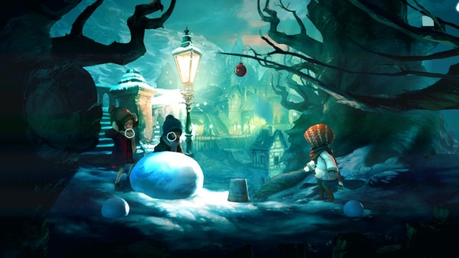 The Whispered World 2 – Silence © Daedelic