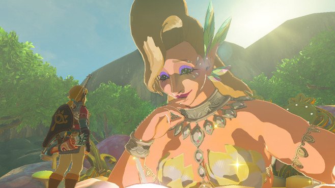 The Legend of Zelda – Breath of the Wild©Nintendo
