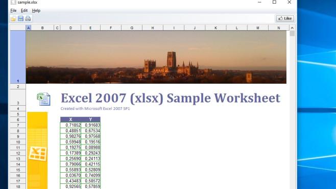FreeFileViewer: Dateien aller Art öffnen ©COMPUTER BILD