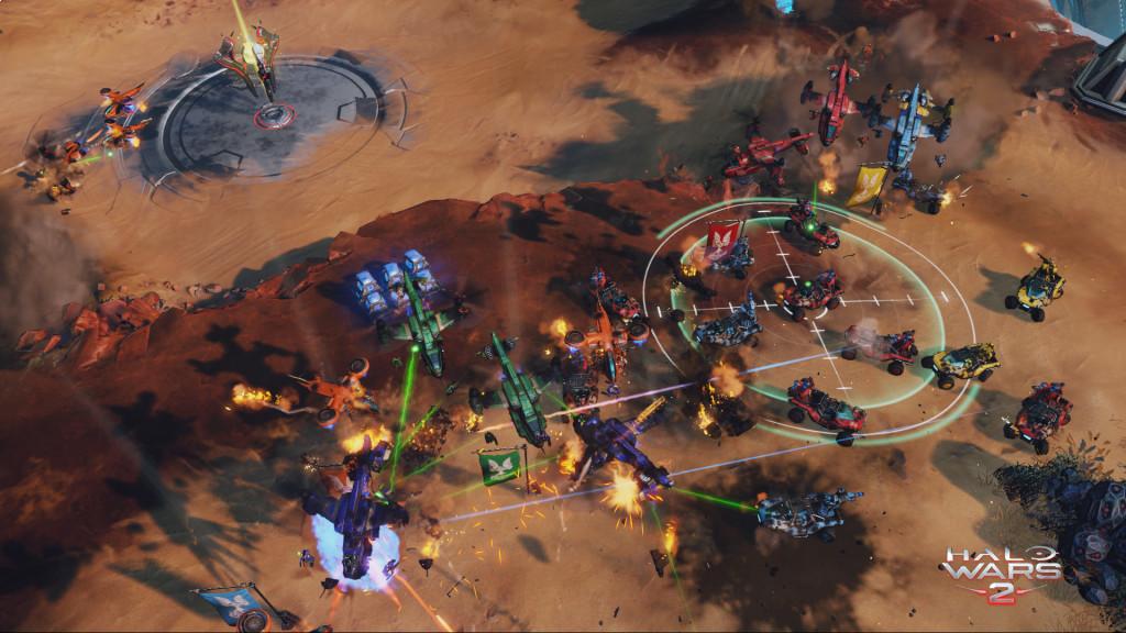 Halo Wars 2©343 Studios, Microsoft