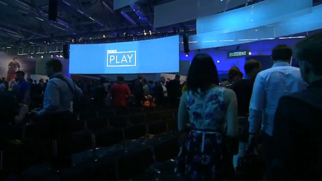 EA: Gamescom 2015 © Electronic Arts