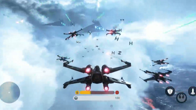 Star Wars – Battlefront: X-Wing © Electronic Arts