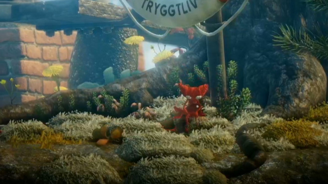 Unravel: Pause © Electronic Arts
