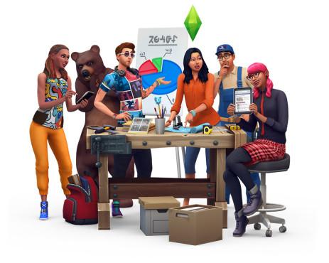 Sims 4 Community©Electronic Arts