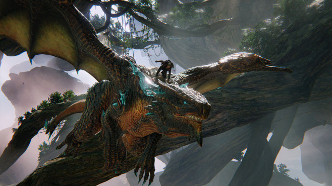Scalebound © Platinum Games