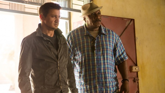 Mission: Impossible - Rogue Nation: Jeremy Renner, Ving Rhames ©Paramount Pictures
