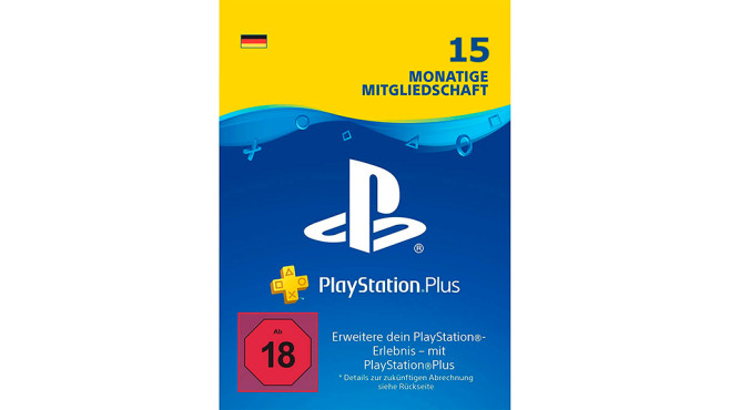 Amazon Prime Day: PlayStation Plus © Amazon, Sony