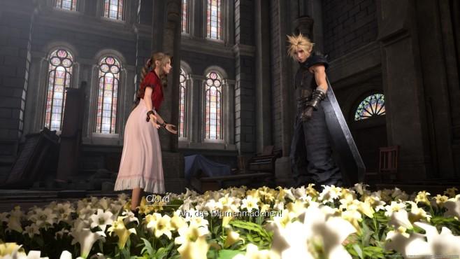 Final Fantasy 7 Remake©Square Enix