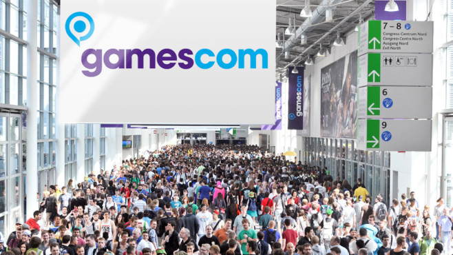 Gamescom©Messe Köln