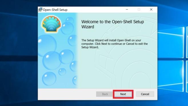 Open Shell Menu (2): Die Installation ©COMPUTER BILD