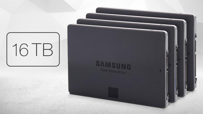 Samsung SSD PM1633a©Samsung, PC Gamer Magazine / gettyimages.com, tarapong - Fotolia.com