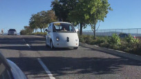 Google Self-Driving Car © Alphabet