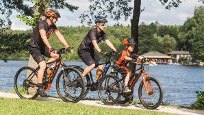eBike Family©KTM bikes