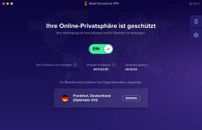 Avast SecureLine VPN (Mac)