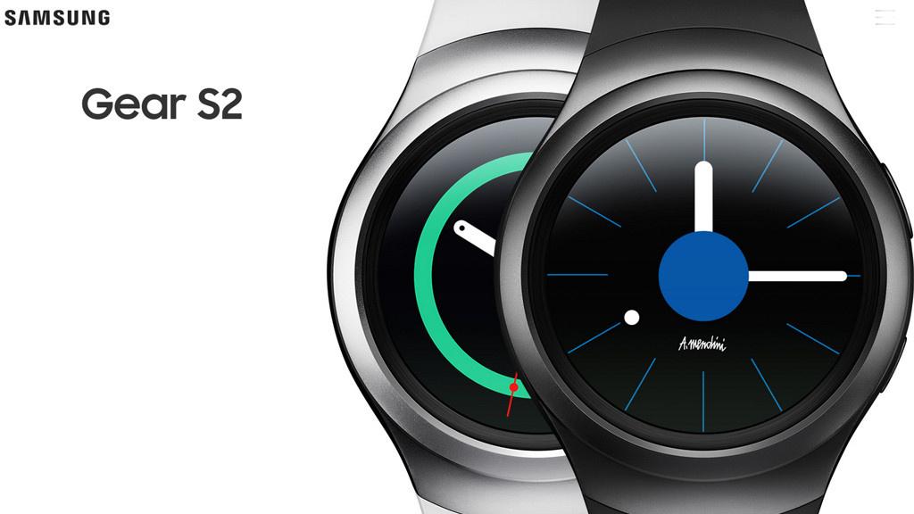 samsung gear s2 test der smartwatch computer bild. Black Bedroom Furniture Sets. Home Design Ideas