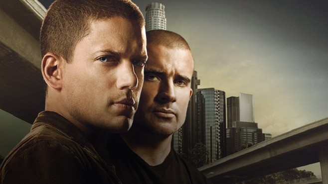 Prison Break: Wentworth Miller, Dominic Purcell © Twentieth Century Fox Film Corporation