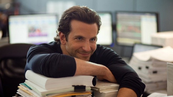 "Bradley Cooper in ""Ohne Limit"" © Concorde Home Entertainment"