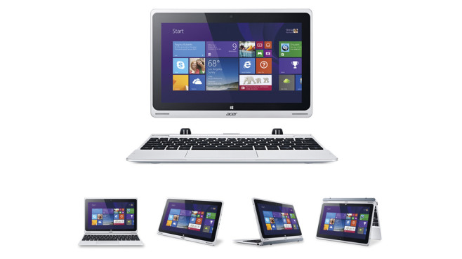 Acer Aspire Switch 10 (SW5-011) ©Acer